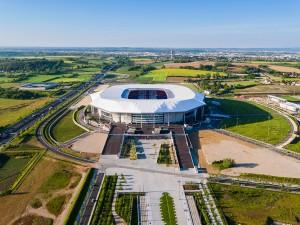 Stade Olympique Lyonnais ©Studio Erick Saillet
