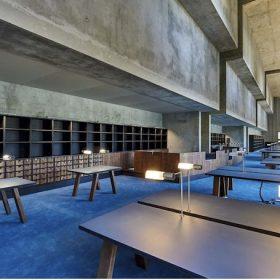 Archives de Bordeaux en béton