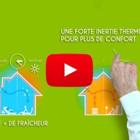 Préserver la chaleur en hiver et restituer la fraîcheur en été afin de réduire les consommations énergétiques et améliorer le confort thermique… Une équation que le béton résout parfaitement, grâce à une forte inertie thermique.