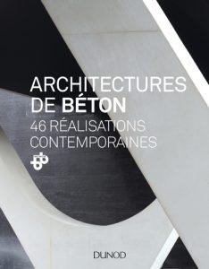 Livre Architectures de beton