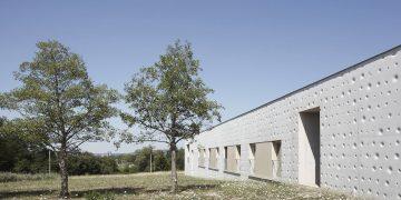 Maison d'accueil spécialisée de Dommartin-lès-Toul : quand l'art sort du béton