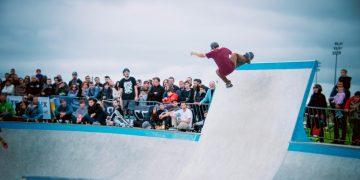 Skatepark, du béton pour une glisse de haut niveau