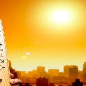 Maitrise Ilots chaleurs urbain