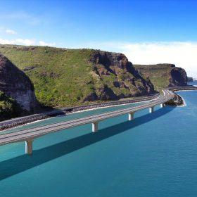 Nouvelle route littoral