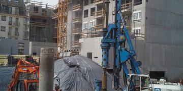 Fondations thermoactives : de l'énergie captée dans du béton