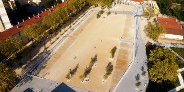 Un béton esthétique pour le parc Sergent-Blandan