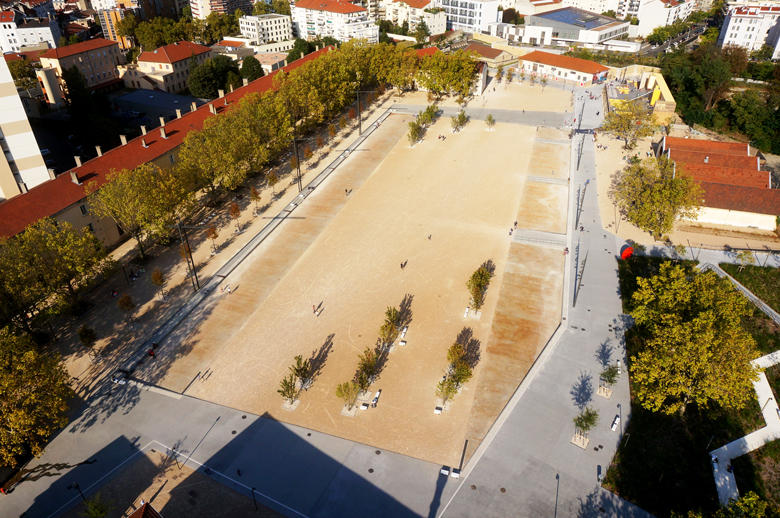 parc Sergent-Blandan