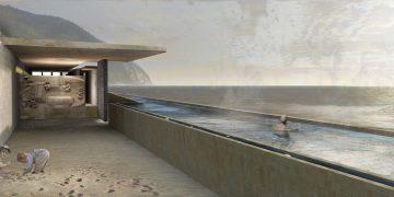 1er prix Trophée Béton : le littoral italien réhabilité