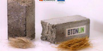 Du lin pour un béton biosourcé et structurel