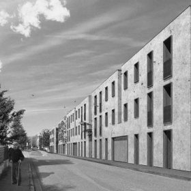 3e prix Trophée Béton : l'habitat se réinvente en zone ferroviaire ©Damien Girard