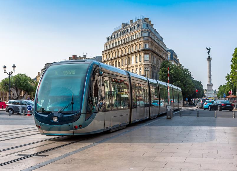 structures en béton pour tramways