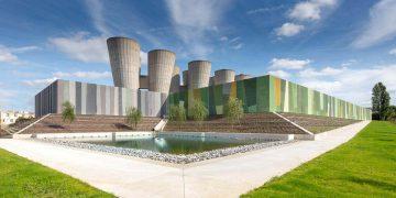 Inspiration aquatique pour le réservoir R7 à Villejuif
