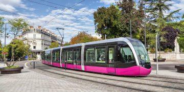 Le béton, partenaire durable des tramways