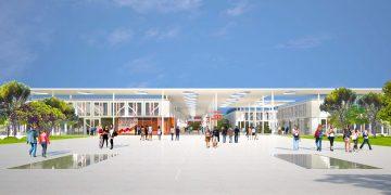 Campus du Mirail : une reconstruction dans l'esprit de Candilis