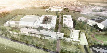 Un nouveau lycée à la blancheur méditerranéenne pour la rentrée