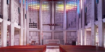 Architecture religieuse : le sacre du béton