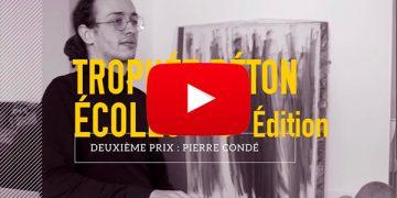 2e prix Trophée Béton Écoles : le logement collectif réinventé