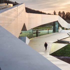 Centre international d'art pariétal de Montignac ©Snøhetta-Duncan Lewis et SRA