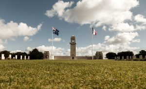 Mémorial de Villers-Bretonneux - Centre Sir John Monash ©David Morganti