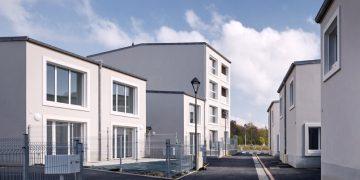 Le logement intermédiaire, version minimaliste et lumineuse