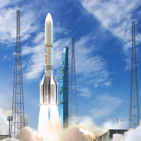 Futur Ensemble de lancement d'Ariane 6 (ELA 4) ©ESA