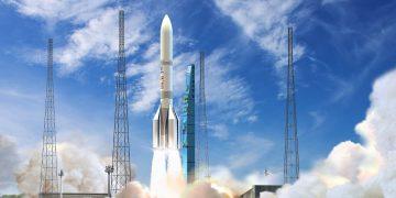 Le pas de tir d'Ariane 6 mis sur orbite