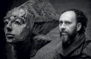 Autoportrait Davide Galbiati
