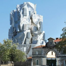 Tour Gehry - Fondation Luma, Arles ©Ville d'Arles