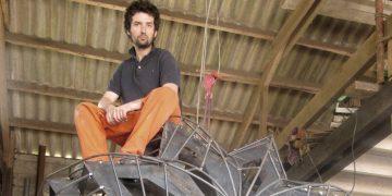 Avec le béton, Guillaume Castel monte en graine