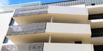 45 Fbg Saint-Jaumes : du béton haute couture