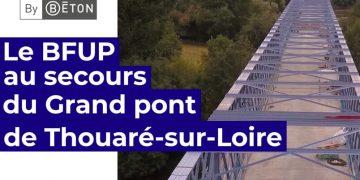 Thouaré-sur-Loire : le BFUP sauve le vieux pont