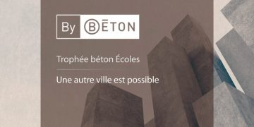 Trophée béton Écoles : une autre ville est possible