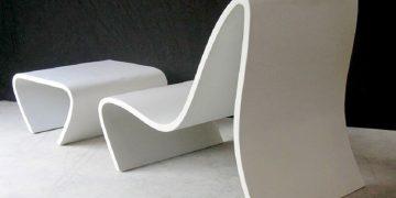 La Bétonnerie, ou la passion du mobilier en béton