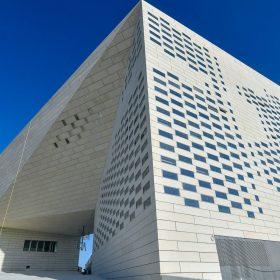 La Maison de l'Économie Créative et Culturelle, ou Méca, Bordeaux (33)