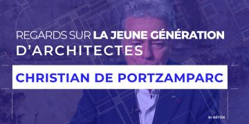 Christian de Portzamparc ou l'architecte comme arpenteur du réel