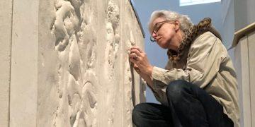 Pauline Ohrel, modeler la grâce dans le béton