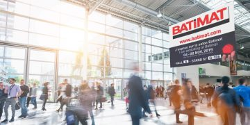 ByBÉTON investit BATIMAT du 4 au 8 novembre 2019