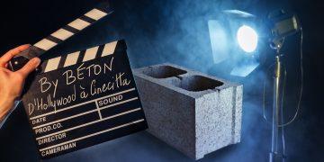 Le béton fait son cinéma d'Hollywood à Cinecitta