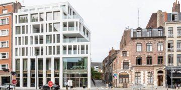«Le Peuple Belge» marque les esprits au cœur du Vieux Lille