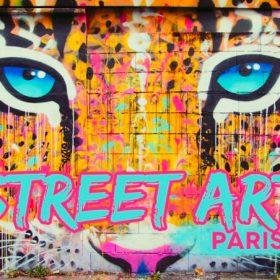 Street art paris ©lalaaimesaclasse