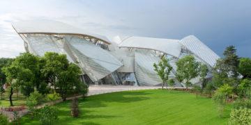 Fondation Louis Vuitton : la légèreté du verre et du béton