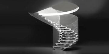 Escaliers : et pourquoi pas le béton ?