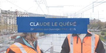 L'ingénierie au féminin – Épisode 1 : portrait de Claude Le Quéré