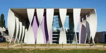 Des voiles de béton pour une architecture bioclimatique