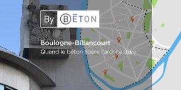 Boulogne Billancourt : le béton libère l'architecture