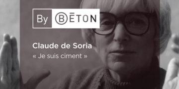 Claude de Soria, « Je suis ciment »