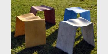 Luc Bossuyt :  le béton, une liberté créatrice infinie