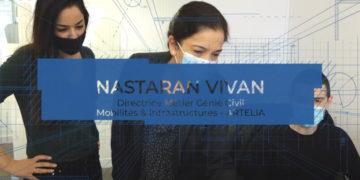 L'ingénierie au féminin – Épisode 4 : portrait de Nastaran Vivan