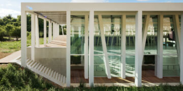 Le béton, meilleur allié de l'architecture bioclimatique