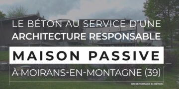 Maison passive : quand esthétique et durabilité se rejoignent dans le Haut-Jura